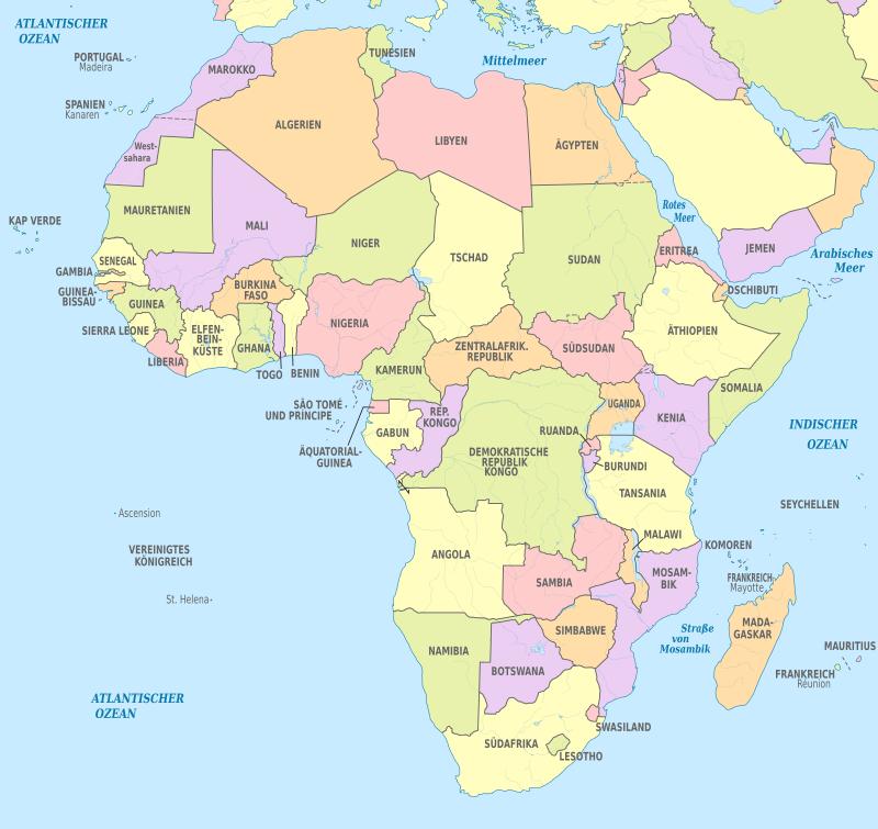 Afrikanische frauen in wien kennenlernen