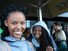 Frauen aus Afrika